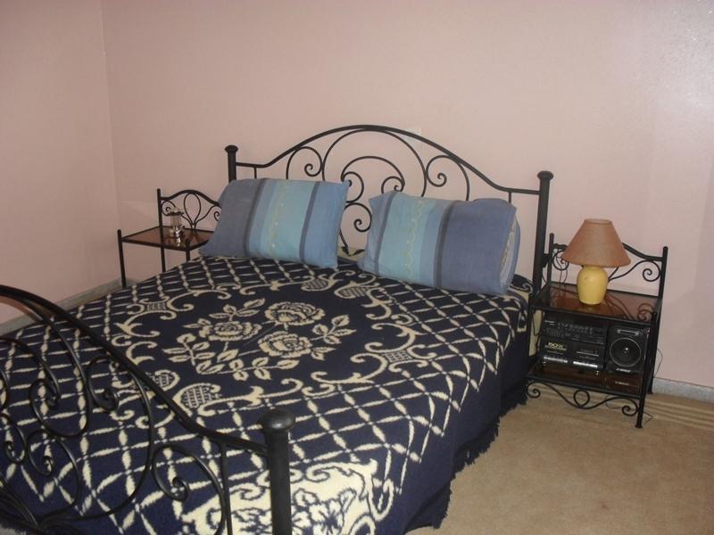 The seconde bedroom