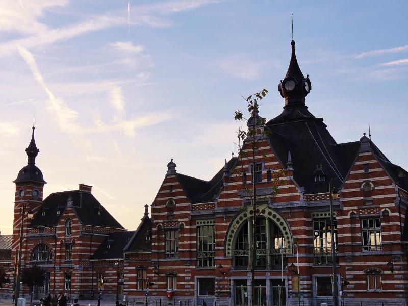 Schaerbeek Station