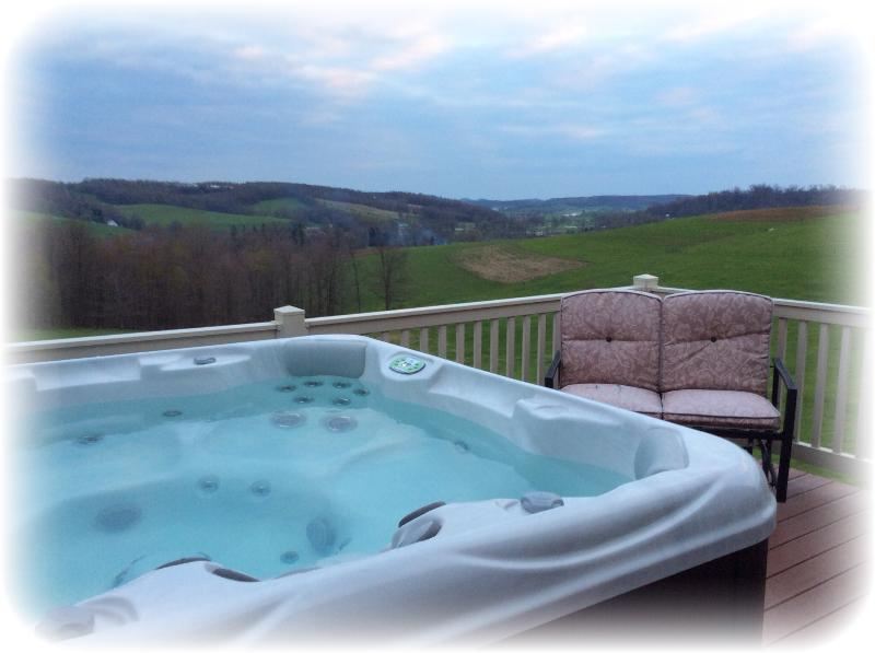 Pic of hot tub