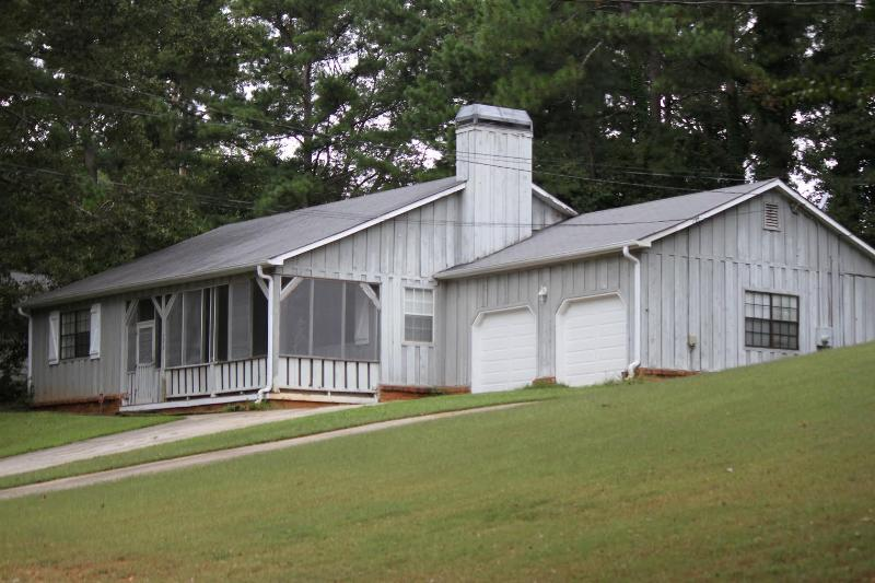 Le gîte rural idéal avec porche examiné