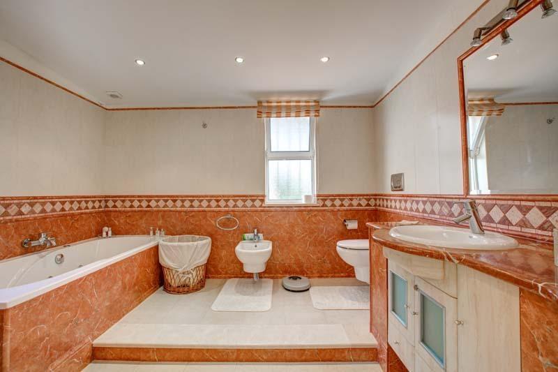 Principale salle de bains moderne