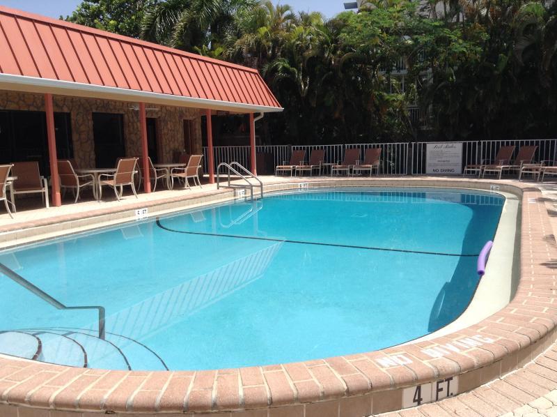 Community center & community pool - just renovated