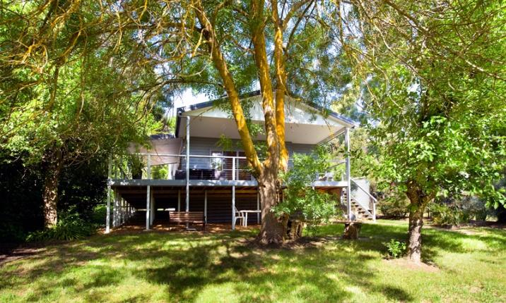 Daylesford Accommodation Escapes - Apple Tree