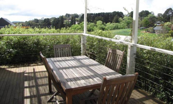 Marzden Cottage - Outdoor Dining