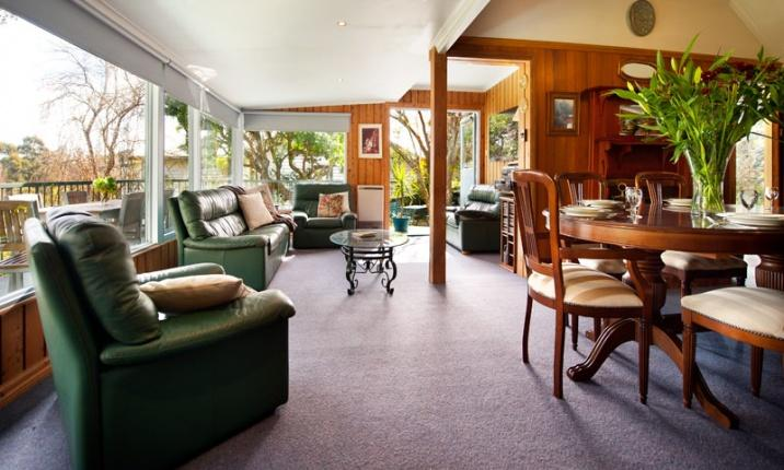 Daylesford Accommodation Escapes - Serendip