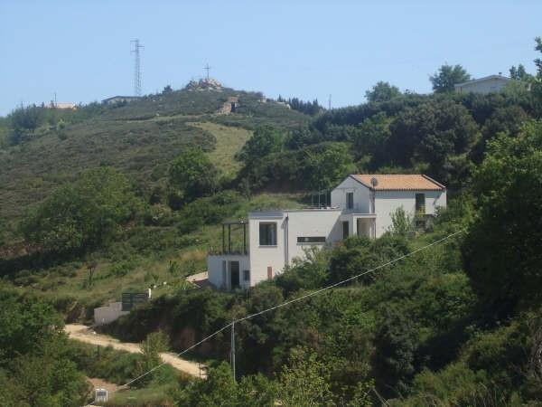This freestanding house lies outside the city of Lanusei ... insured of all desired rest and privacy