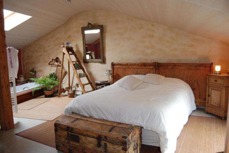 LA FREIRESSA-SaintJean Des Ollieres, holiday rental in Bertignat