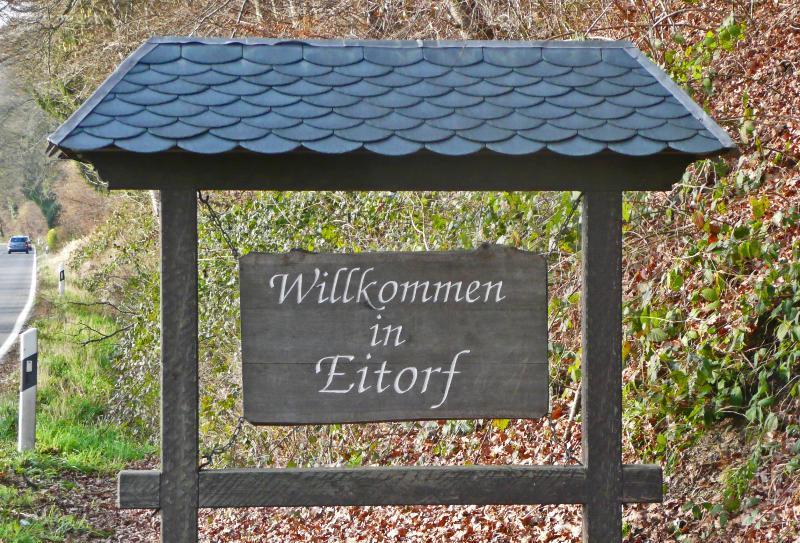 Willkommen en Eitorf / Bienvenidos a Eitorf