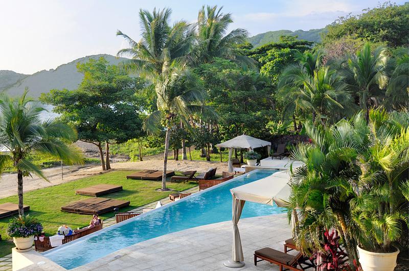 Private Ocean Front Beach Club