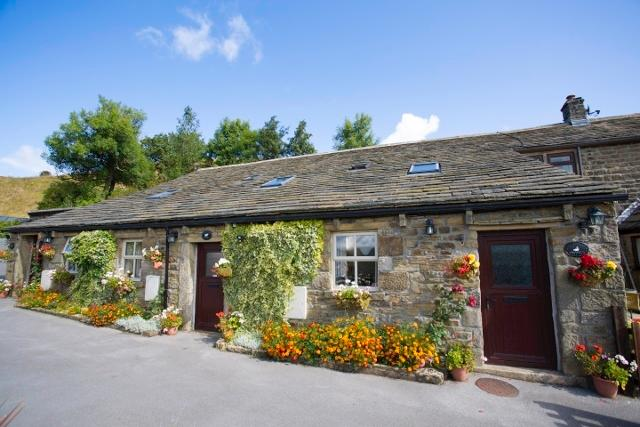 Cottages converted from a 200 year old Barn