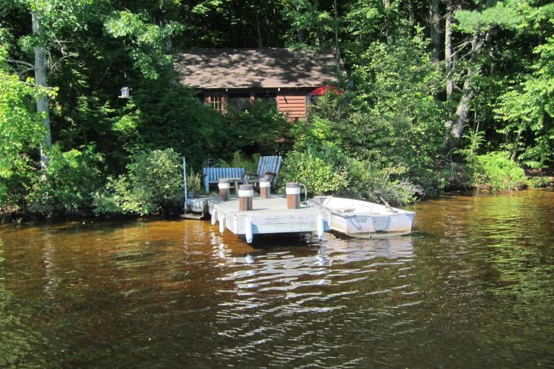 1 Cottage and Dock