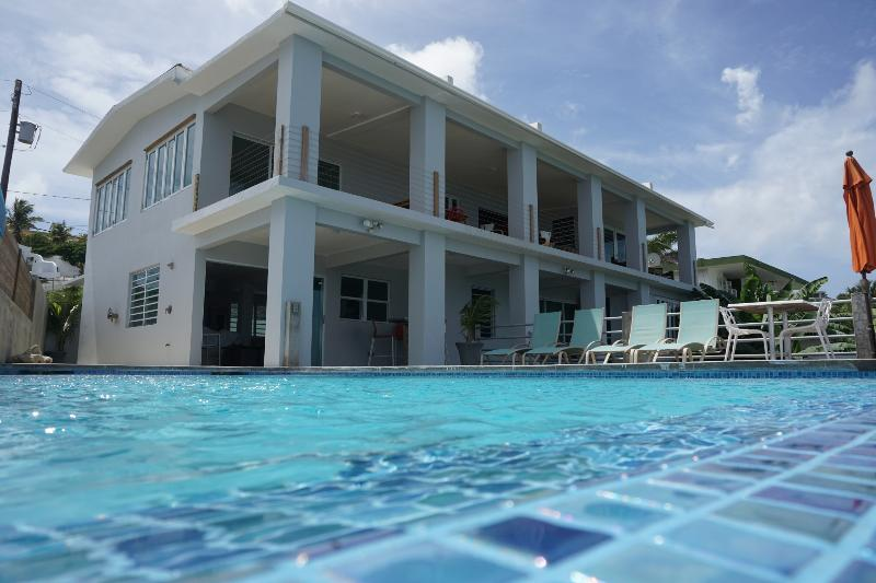 North Shore Pointe with Casita - Vieques Ocean Front Compound, vacation rental in Isla de Vieques