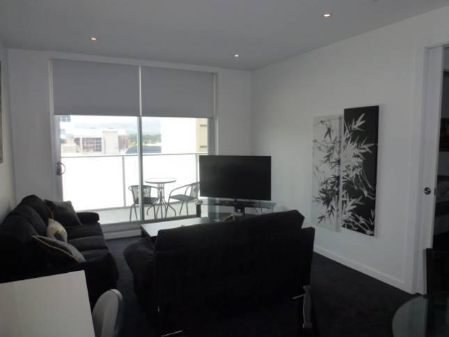 Luxury City Centre Apartment on Hindmarsh Square, location de vacances à Prospect