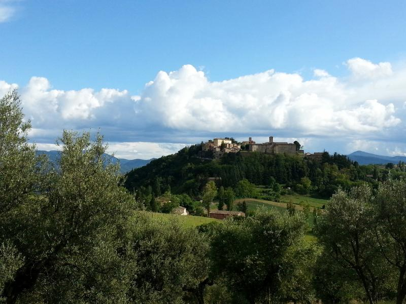 Montone - voted one of Italiy´s most beautiful villages