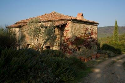 Historical Villa with private infinity pool, alquiler vacacional en Civitella in Val di Chiana