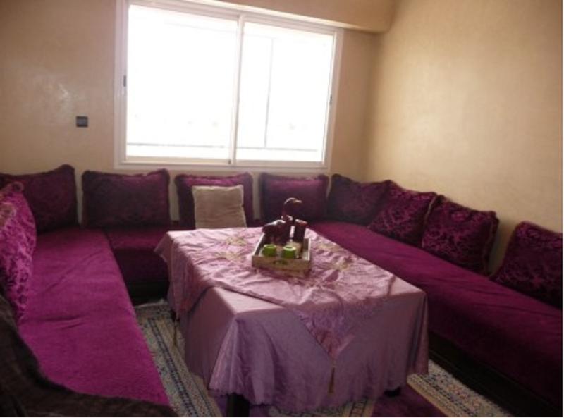 Cozy flat in Agadir city, vacation rental in Agadir