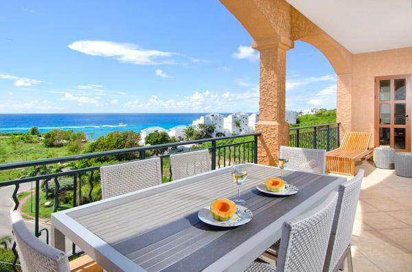 Artimino, 3BR vacation rental at Porto Cupecoy, St Maarten