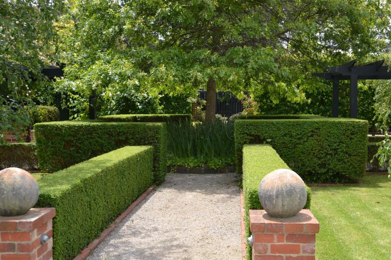 Tranquil gardens, ideal for wedding photography