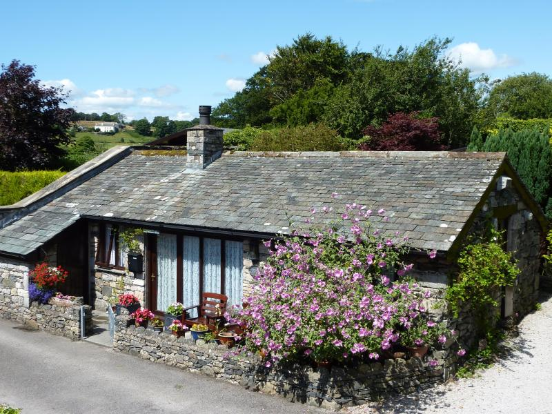 Westgate Cottage, Ferienwohnung in Cartmel