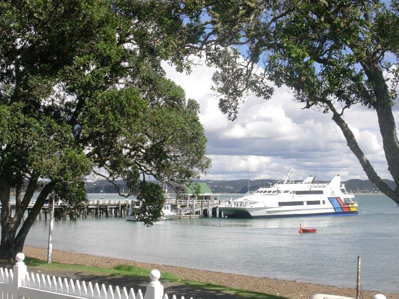 visiting boats
