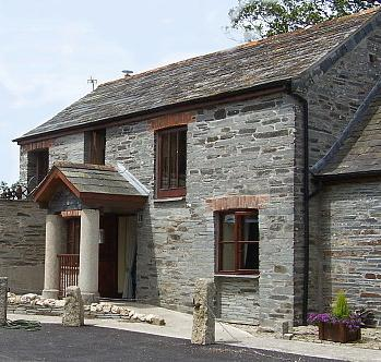 Hendra Barn, vacation rental in Port Gaverne