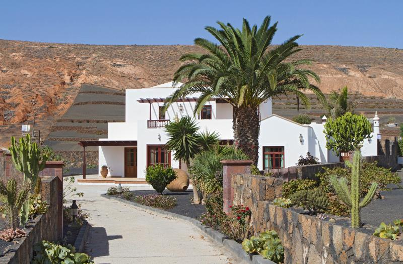 Villa Remedios, vacation rental in Teguise