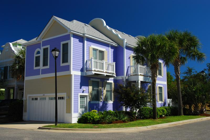 Vacation Home Exterior
