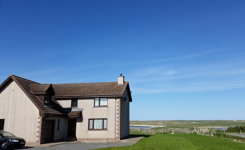 A Beautiful Island Home With Stunning Sea Views, vacation rental in Lewis and Harris