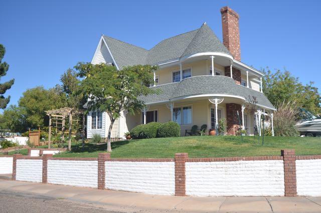¡ Bienvenido a nuestra casa victoriana en el sudoeste!