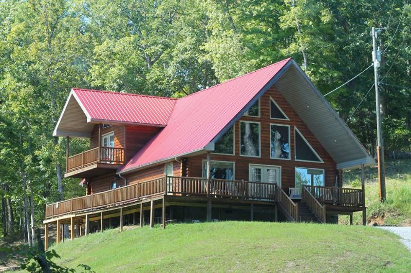 Location de cabine Premier isolée dans l'est du Kentucky