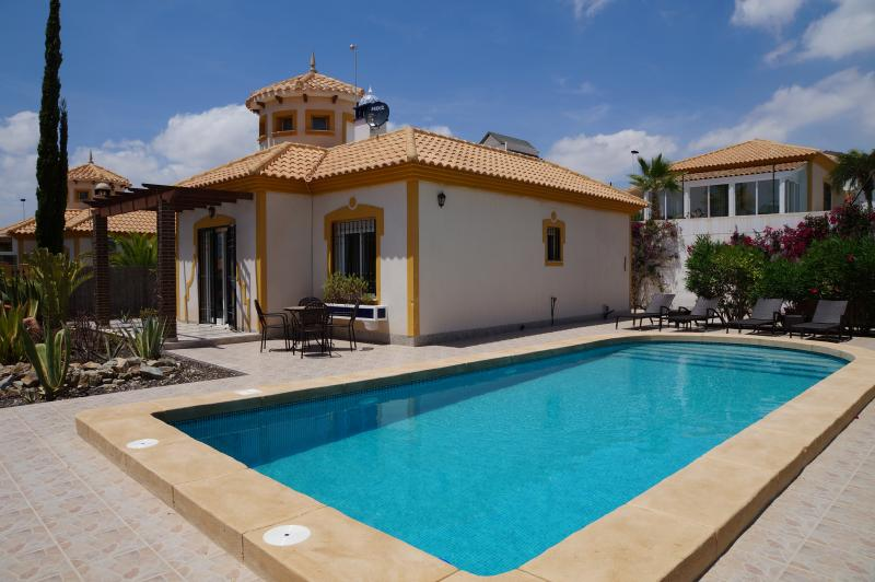 Villa Ensueno with private swimming pool