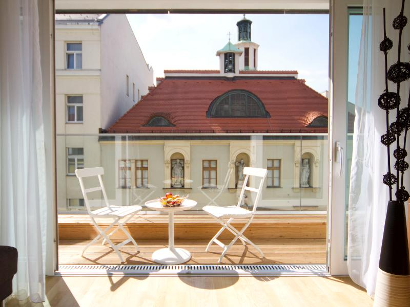 Relaxe on your own terrace.