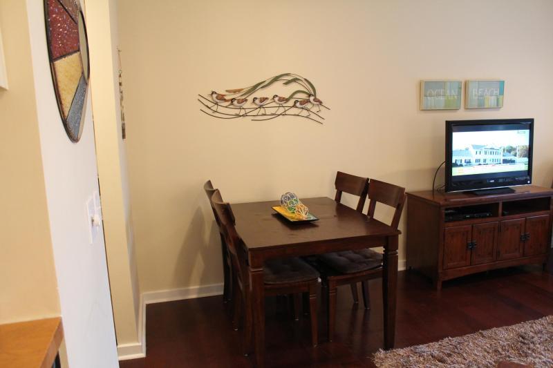 Kamer voor dineren en games