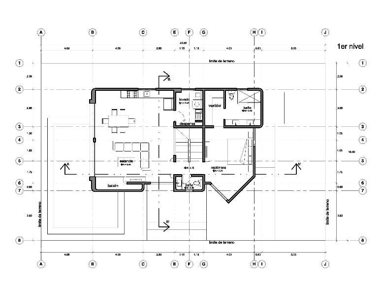NEW - 2nd Level Floor Plan