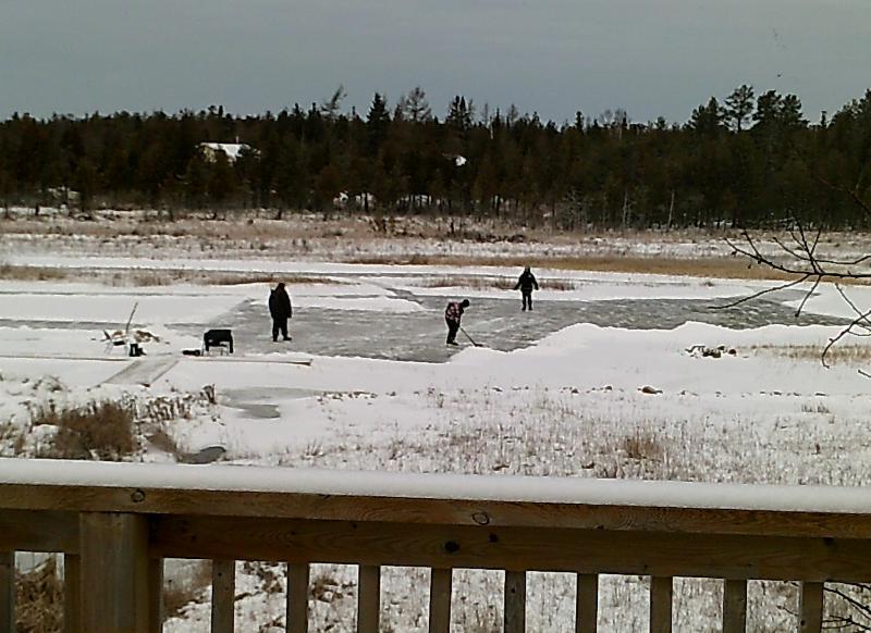 Winter - It's Hockey Night In Canada