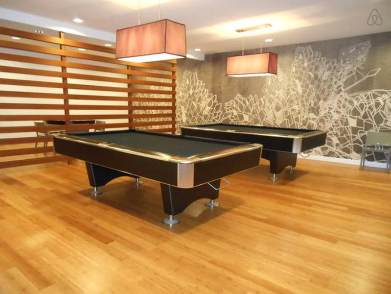 Pool Tables - amenities area