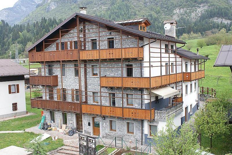 Appartamento con 1 camera da letto, holiday rental in Santo Stefano di Cadore
