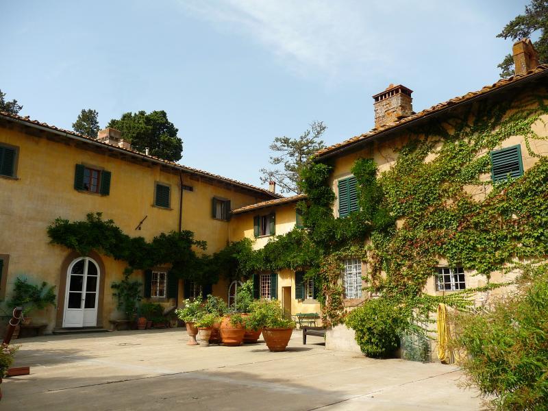 Castello Sonnino - Winemaker apartment, alquiler vacacional en Montegufoni