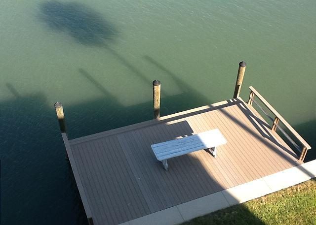 Dock from the Balcony