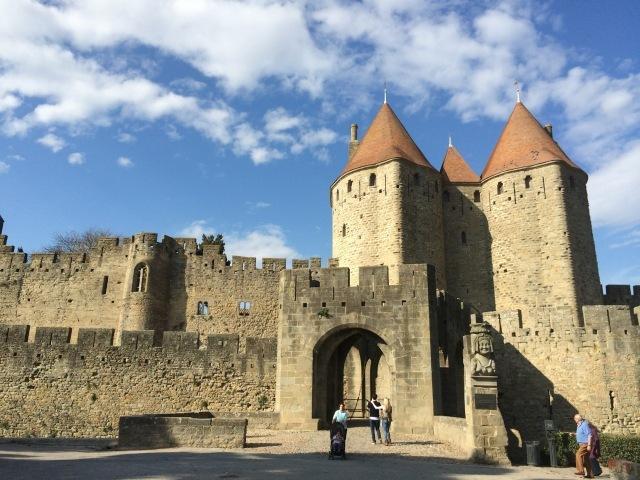 Le patrimoine mondial de l'UNESCO de Carcassonne, un must voir alors que vous êtes ici