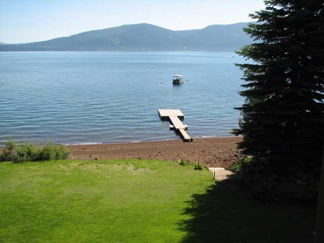 Lake/Dock
