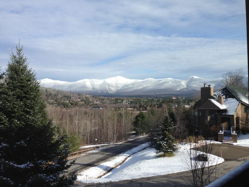 Actual view from the house, Nov 8th 2014!