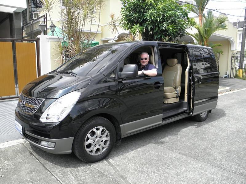 Our own Lux/van to pick you up at the airport