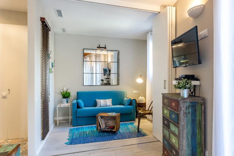 louer appart Barcelona Vintage Suite