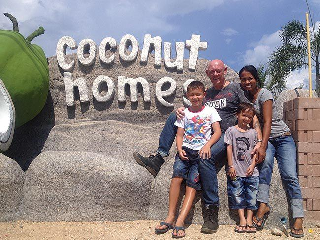 Coconut Homes, vakantiewoning in Khao Lak
