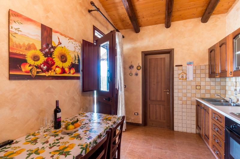 villa trinacria sicilia, aluguéis de temporada em Calabernardo