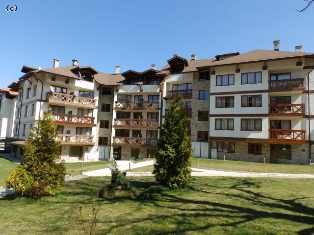 Neon Complex B 18 Bansko, vacation rental in Bansko