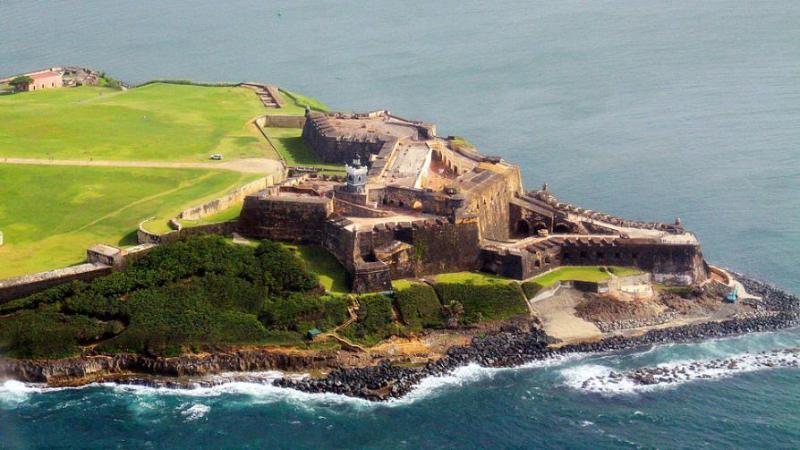 El Morro Fort: 2 heures, promenade