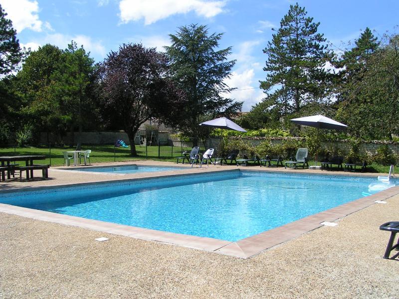 12m x 7m heated swimming pool
