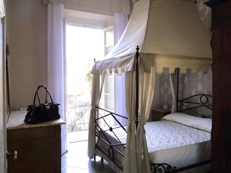 The ivory double bedroom